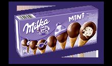 Milka Mini-Waffelhörnchen 8x25ml