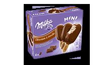 Milka Chocolate & Vanilla Mini-Stieleis