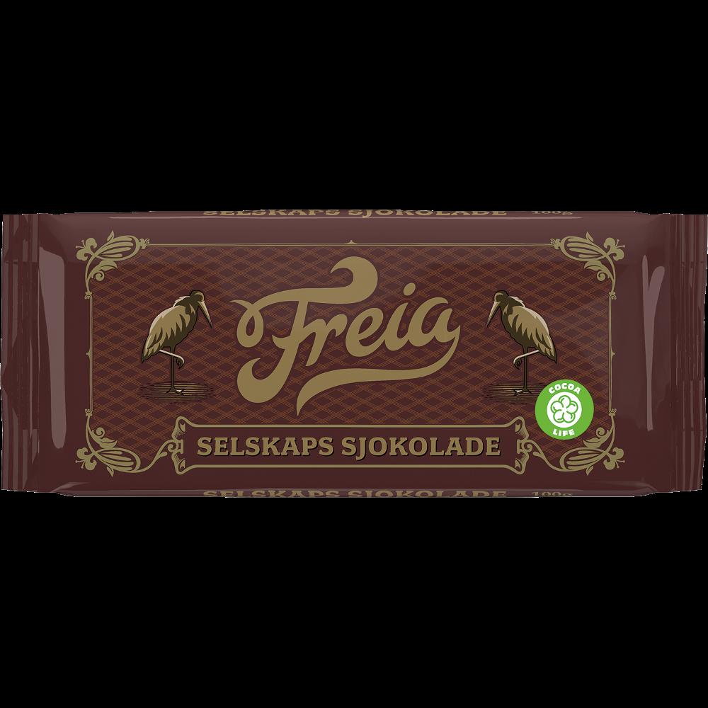 Freia Selskapsjokolade (100 g)