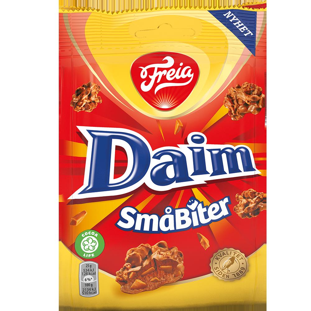 Freia Daim Småbiter (145g)