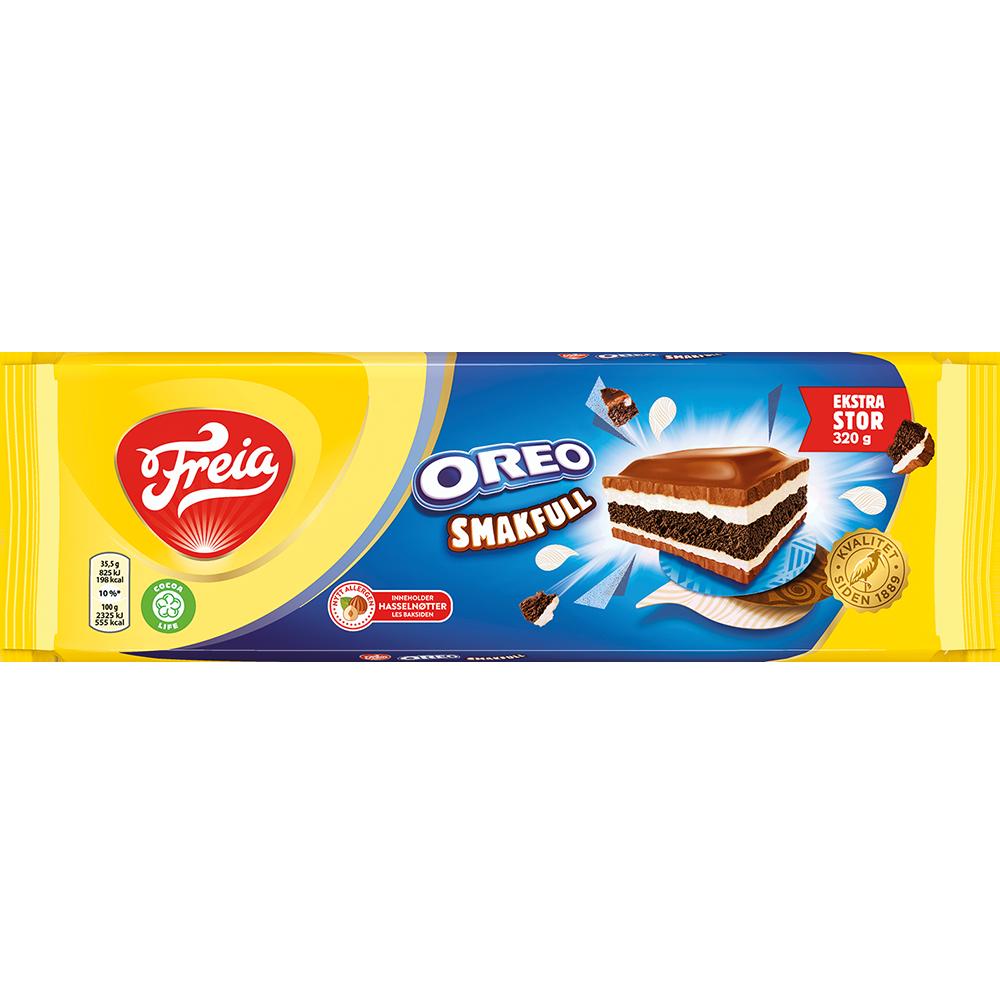 Freia Oreo Smakfull (320g)