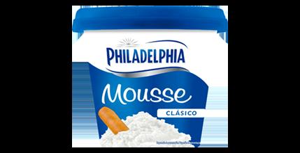 Philadelphia Mousse Clásico