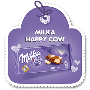 MILKA HAPPY COW 100 g