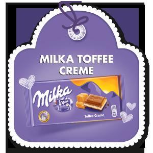 MILKA TOFFEE CREME 100 g