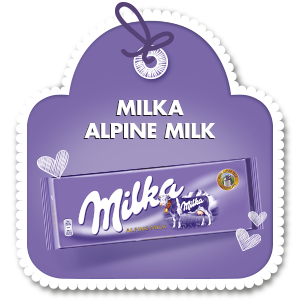MILKA ALPINE MILK 270 g