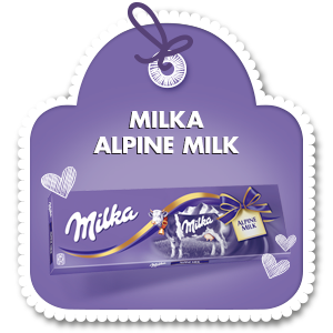 MILKA ALPINE MILK 250 g