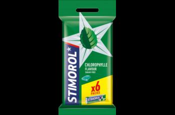 Stimorol Foil Chlorophylle
