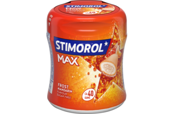 Stimorol Bottle MAX Mandarin