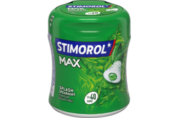 Stimorol Bottle MAX Spearmint