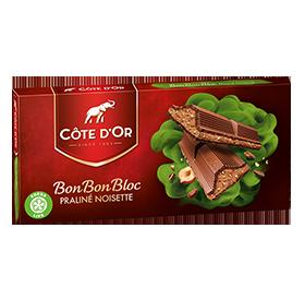 BONBONBLOC Praliné Nuts