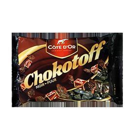 CHOKOTOFF Puur 250g