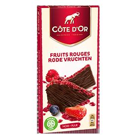 RECETTE FOURRÉE Fruits Rouges