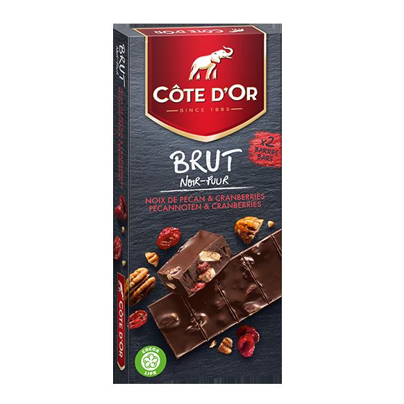 BRUT Noir Noix de Pécan Cranberries