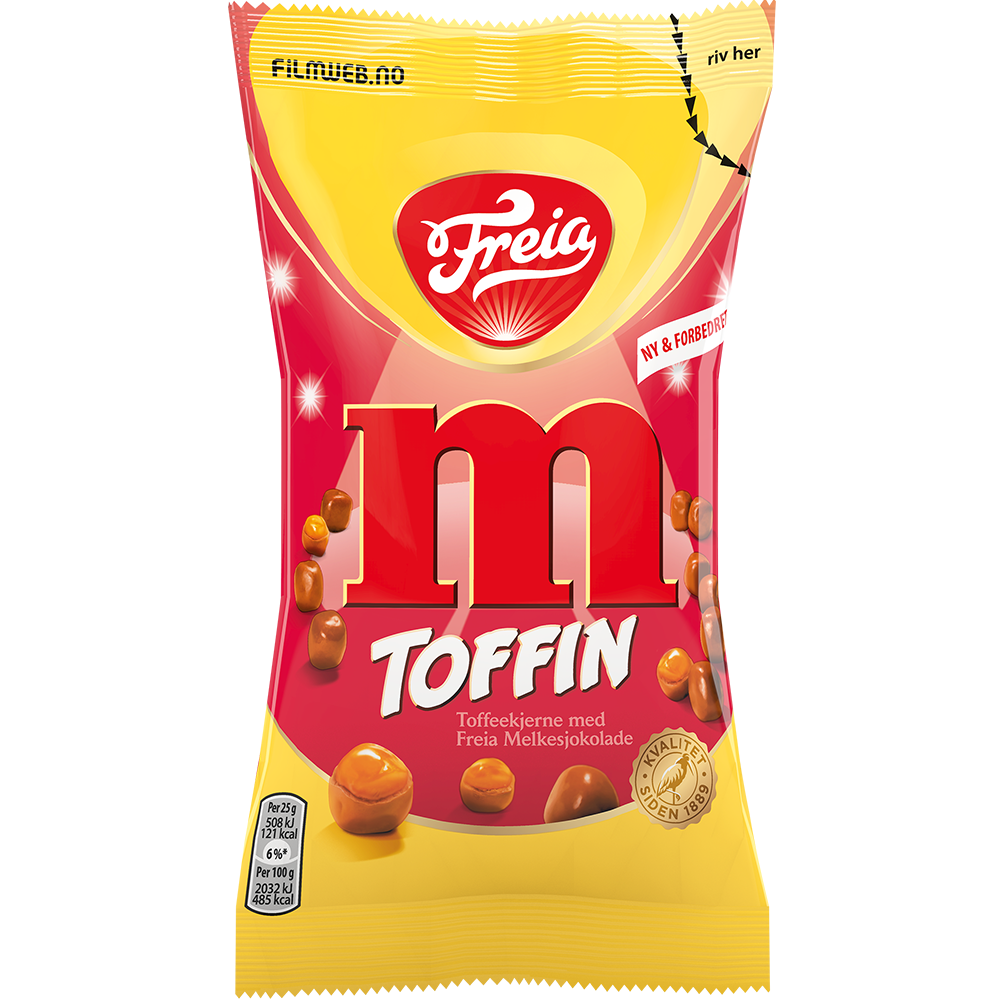 Freia Toffin (90 g)
