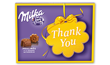 THANK YOU MILKA 120G