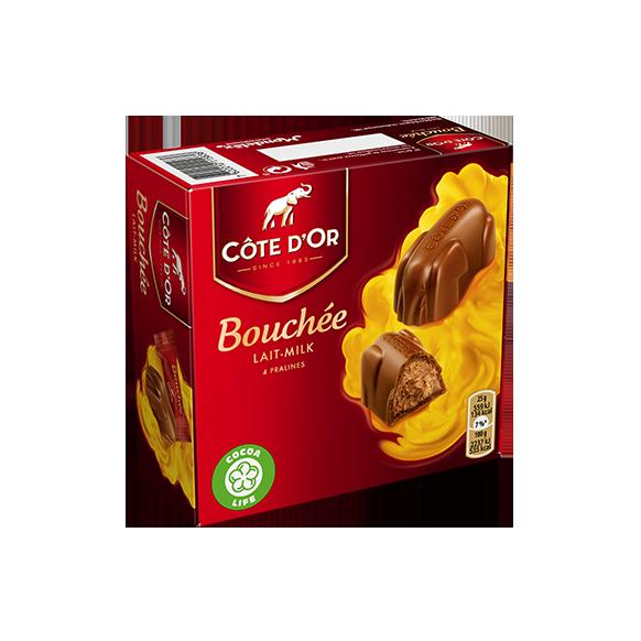 BOUCHÉES Lait (4 pièces)