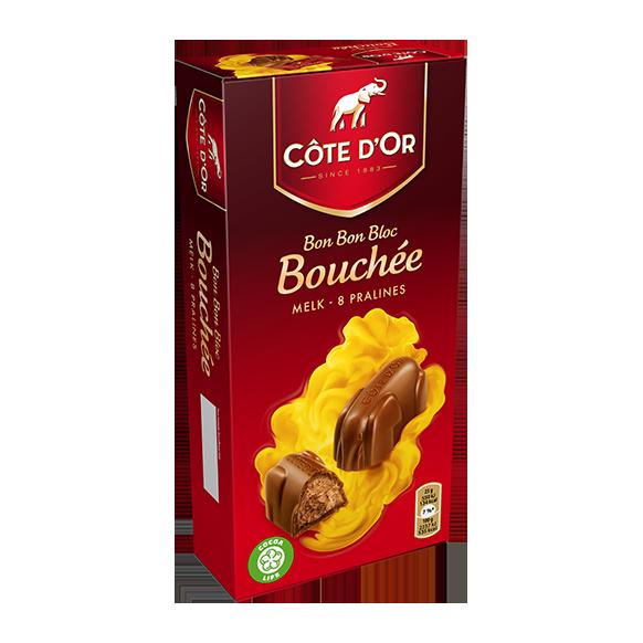 BONBONBLOC Bouchée Melk