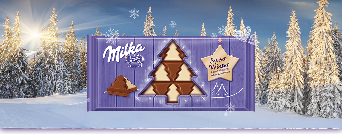 Milka Sweet Winter 100 g