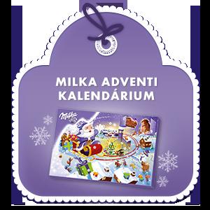 Milka Adventi Kalendárium 200 g