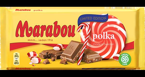 marabou choklad polka