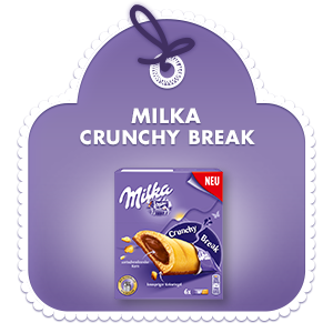 Milka Crunchy Break