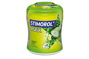 STIMOROL BOTTLE MAX APPLE