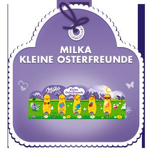 Milka Kleine Osterfreunde 5x15g