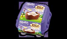 Milka Egg'n'Spoon tejes krémes 136 g