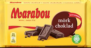 mörk choklad ingredienser