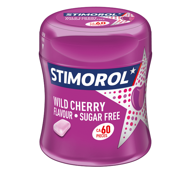 STIMOROL WILD CHERRY BOTTLE