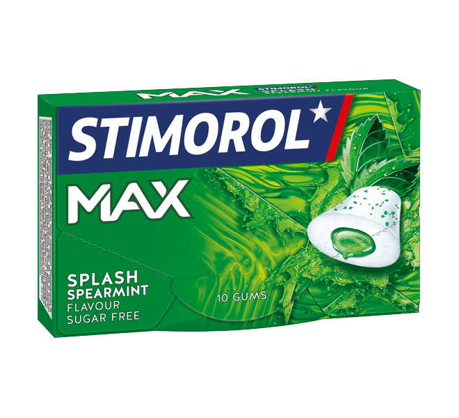 MAX SPLASH SPEARMINT
