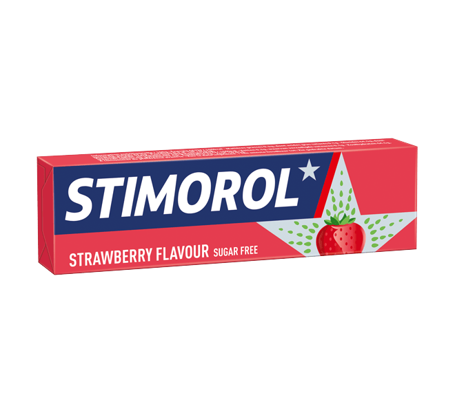 STIMOROL STICKS STRAWBERRY
