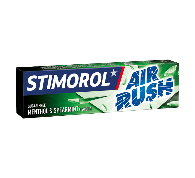 AIR RUSH MENTHOL & SPEARMINT
