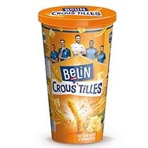 Belin Croustilles Cup Emmental 65g