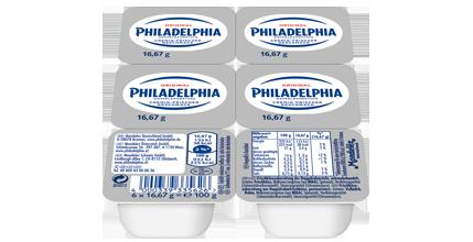Philadelphia Portions