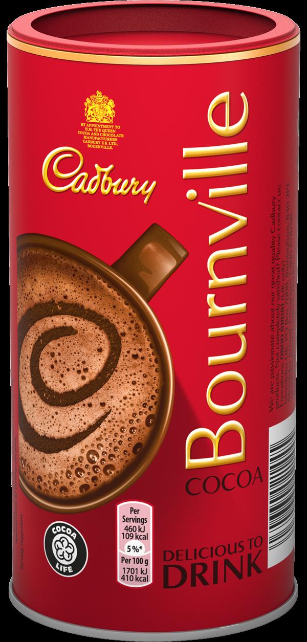 Cadbury Bournville Cocoa Cadburycouk
