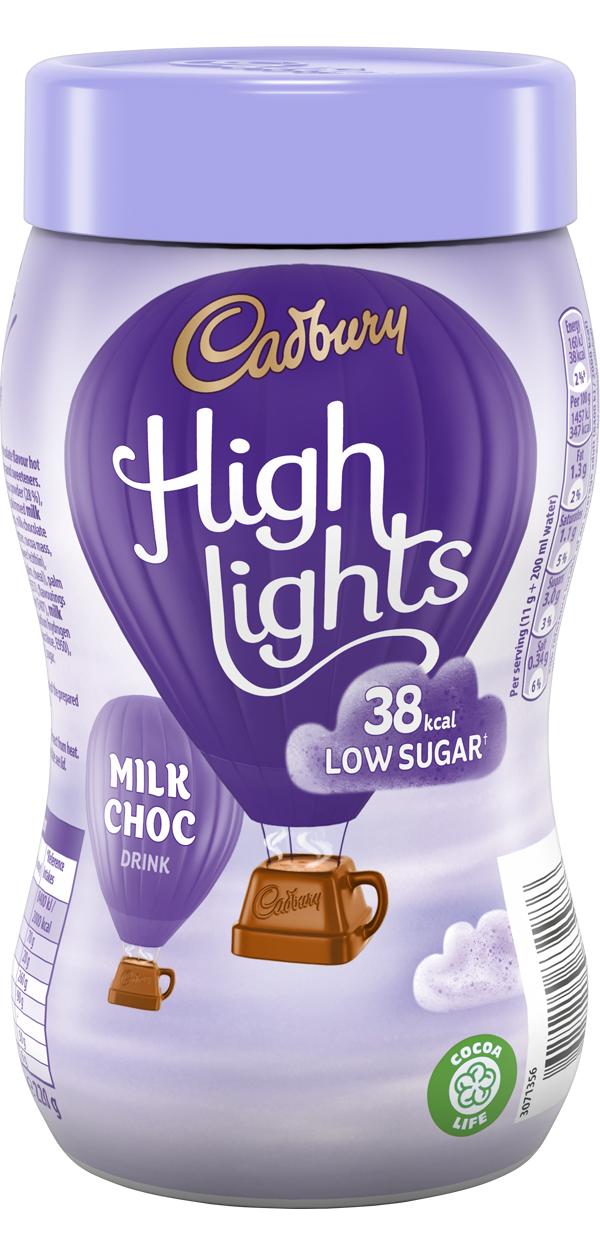 Cadbury Highlights Milk Chocolate Cadburycouk