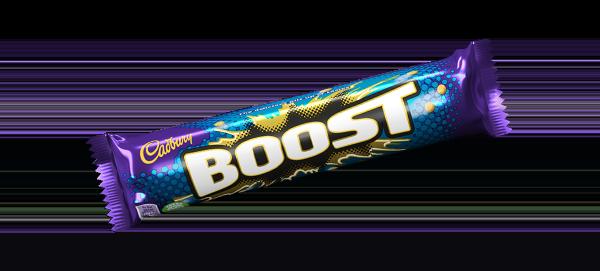Cadbury Boost Cadburycouk