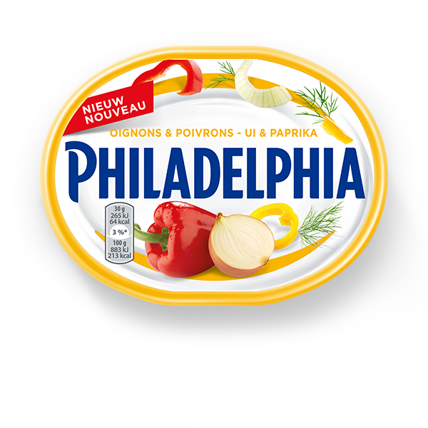 philadelphia-oignons-et-poivrons