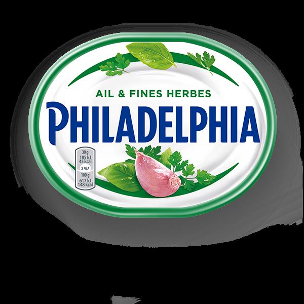 Philadelphia-ail-et-fines-herbes-150g