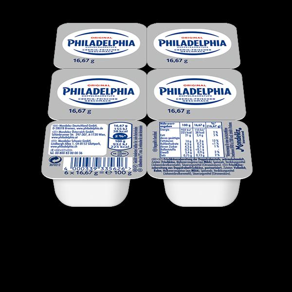philadelphia-portionen