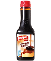 Topping Royal Caramelo