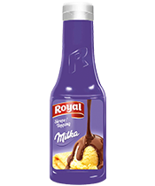 Topping Royal Milka Chocolate