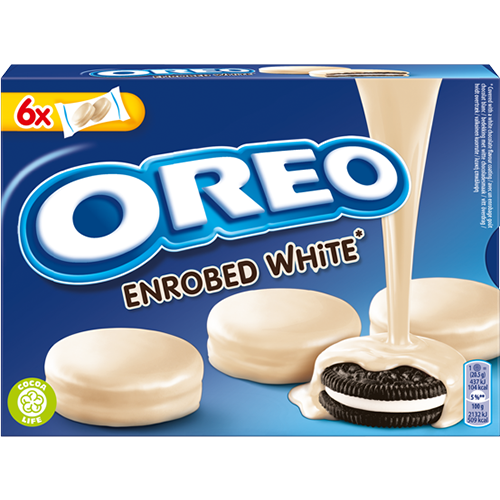 OREO - Enrobed White 246g