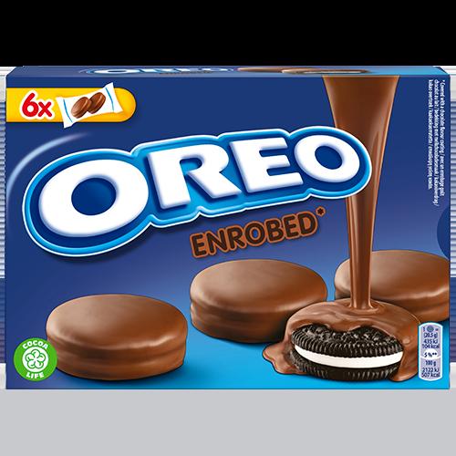 OREO Enrobed Milk 246g