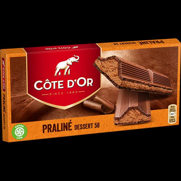 PRALINÉ Dessert 58