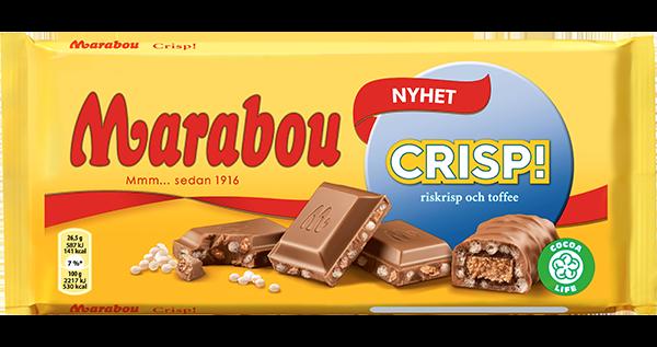 Marabou Crisp!