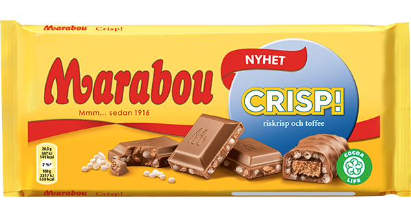 marabou choklad kakor