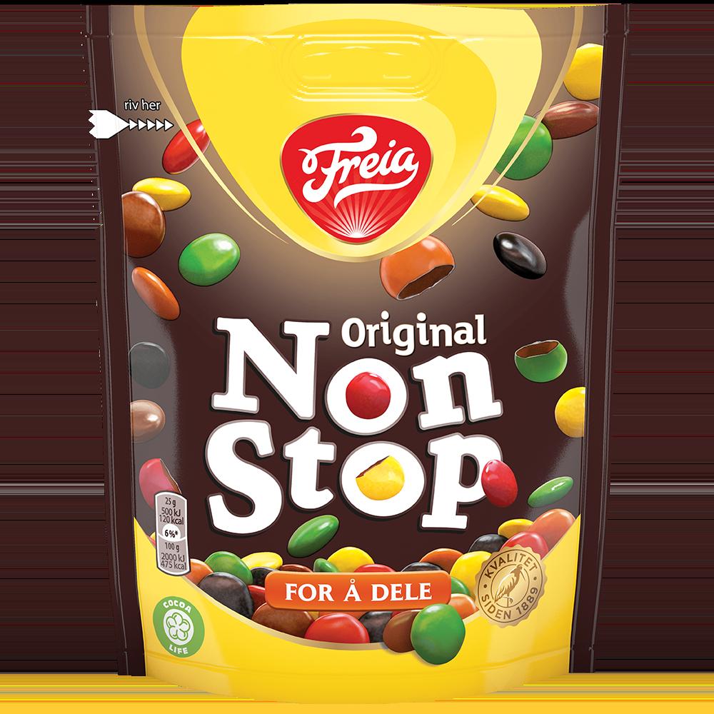 Freia Non Stop Original (180 g)