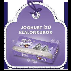 Joghurt ízű szaloncukor 350 g